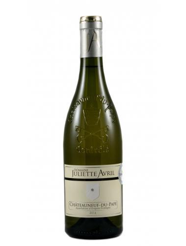 Avril Chateauneuf-du-Pape, blanc