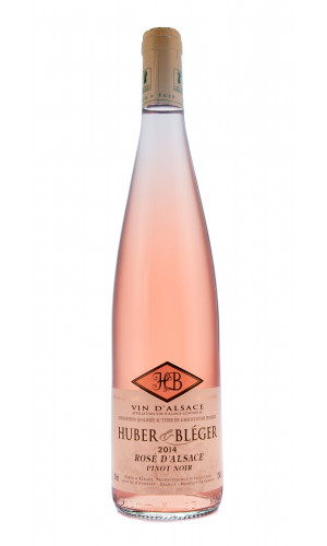 Rosé D'Alsace, Pinot Noir, H&B