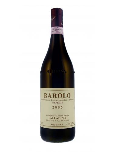 BAROLO DOCG Parafada, Palladino